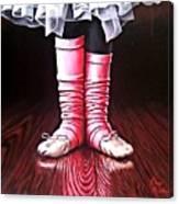 Sweet Feet Canvas Print