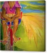 Sweet Grass Canvas Print