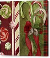 Sweet Holiday I Canvas Print