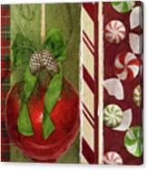 Sweet Holiday II Canvas Print