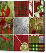 Sweet Holiday IIi Canvas Print