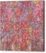 Sweet Memories Canvas Print