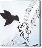 Sweet Symphony Canvas Print