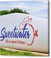 Sweetwater Sign  Canvas Print