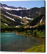 Swift Current Lake Canvas Print