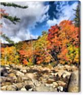 Swift River New Hampshire Canvas Print
