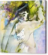 Swinging The Dreams Canvas Print