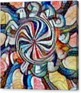 Swirl 12 Canvas Print