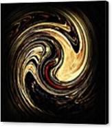 Swirl Design 2 Canvas Print