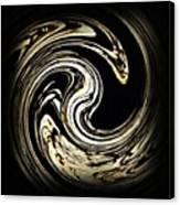 Swirl Design 3 Canvas Print