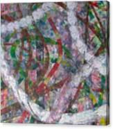 Swirl I Canvas Print