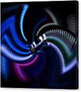 Swirlerator Canvas Print