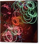 Swirls 2 Canvas Print