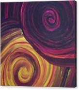 Swirls Of Wonder Canvas Print