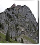 Switzerland. Large Mythen Canvas Print