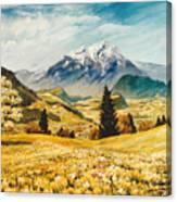Switzterland Canvas Print
