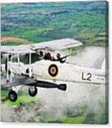 Swordfish Aircraft 2 Canvas Print