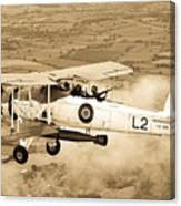 Swordfish Aircraft Canvas Print