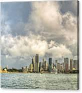 Sydney After A Rainstorm Canvas Print