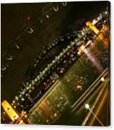 Sydney Harbour Bridge Bridge Canvas Print