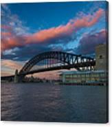 Sydney Moments Canvas Print