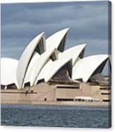 Sydney Opera House Panorama Canvas Print