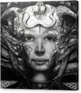 Syfy- Geiger Li Canvas Print