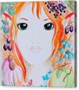 Sygisand Canvas Print