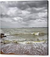 Sylvan Park Beach Canvas Print