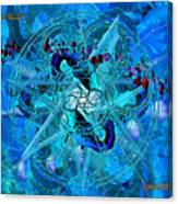 Symagery 34 Canvas Print