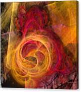 Symbiosis Abstract Art Canvas Print