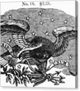 Symbols: Eagle Canvas Print