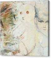 Symbols Of Comfort Canvas Print