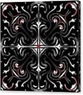Symmetry 13 Canvas Print