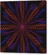 Symmetry 15 Canvas Print