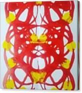 Symmetry 21 Canvas Print