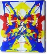 Symmetry  25 Canvas Print