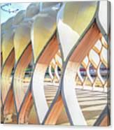 Symmetry In Perspective Canvas Print