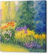Symphony Of Summer Canvas Print