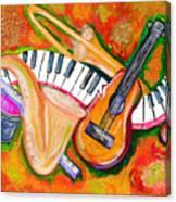 Symphony Of The Soul Canvas Print