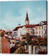 Synod Church - Belgrade Canvas Print