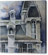 Syracuse University Canvas Print