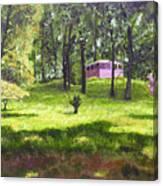 T C Steels Canvas Print