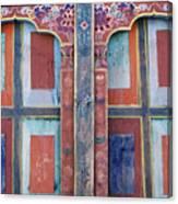 Ta Dzong Museum Canvas Print