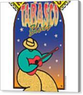Tabasco Blues Canvas Print