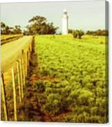Table Cape Lighthouse Canvas Print