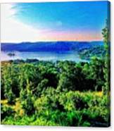 Table Rock Lake Canvas Print