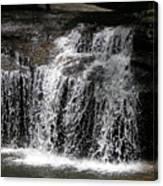 Table Rock South Carolina Water Fall Canvas Print