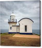 Tacking Point Lighthouse At Port Macquarie, Nsw, Australia Canvas Print