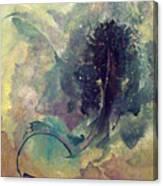 Tadpole Canvas Print